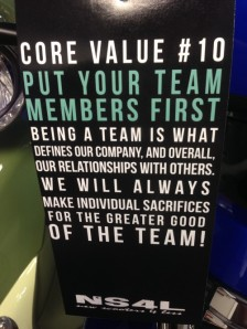 Put Your Team Members First